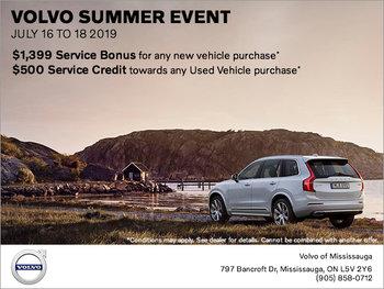 Volvo Summer Event