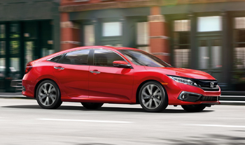 The 2019 Honda Civic: Canada's Favourite Car