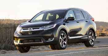 2019 Honda CR-V: What Makes the Leading Compact SUV Special?