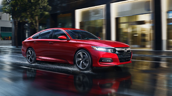 2019 Honda Accord Review: Price, Tech, and Specs