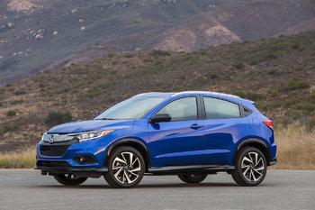 2019 Honda HR-V - The keys to your lifestyle
