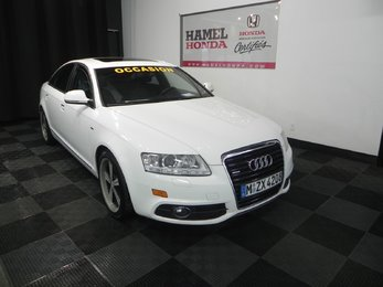 Audi A6 SLINE QUATTRO 2010