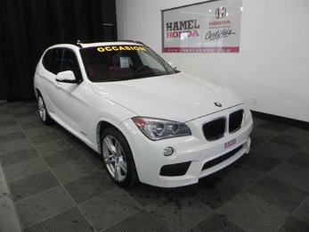 BMW X1 35i xDRIVE 2014