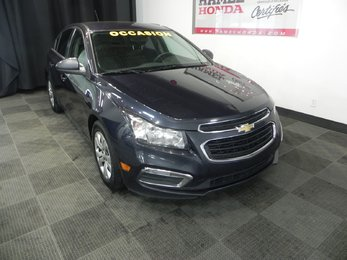 Chevrolet Cruze LT Automatique 2015
