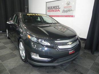 Chevrolet Volt CUIR + GPS ! 2014