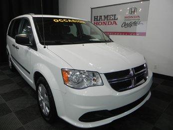 Dodge Grand Caravan SE 2014
