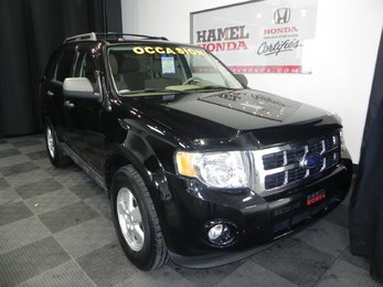 Ford Escape XLT 3.0L 4X4 2010