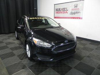 2015 Ford Focus SE Hatchback Auto