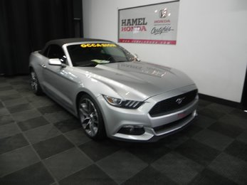 Ford Mustang CONVERTIBLE ECOBOOST 2015