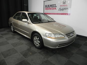Honda Accord EX-L Automatique 2002