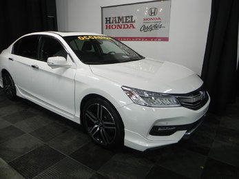 2017 Honda Accord Touring V6 Auto