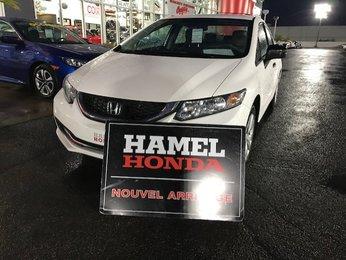 Honda Civic Sedan DX 2015