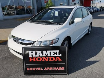 Honda Civic LX SR Automatique 2009