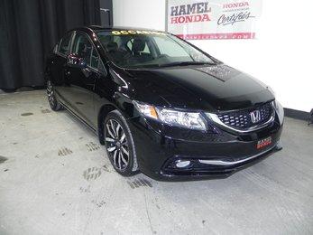 Honda Civic Touring Auto 2013