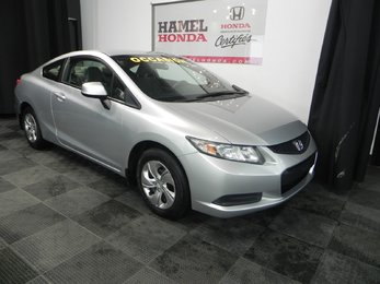 2013 Honda Civic COUPE LX Auto