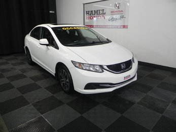Honda Civic EX Automatique 2013