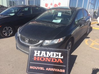 Honda Civic LX Automatique 2014
