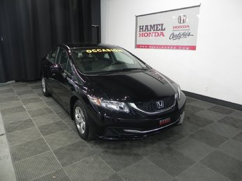 2015 Honda Civic LX Automatique