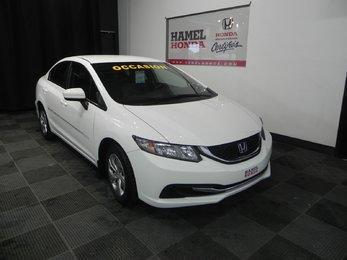 2015 Honda Civic LX Automatique