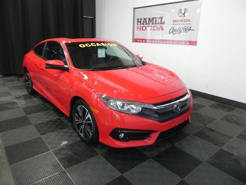 Honda Civic COUPE EX-T Auto 2016