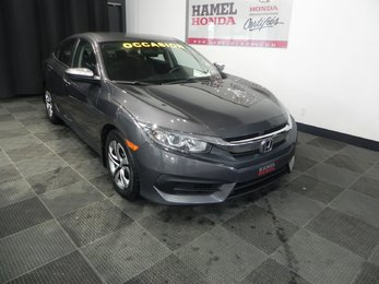 Honda Civic LX Automatique 2016