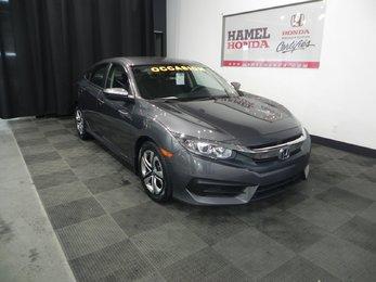 2017 Honda Civic LX Automatique