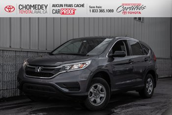 Honda CR-V LX AWD AUTOMATIQUE 2015