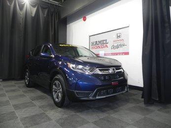 Honda CR-V LX AWD 2017
