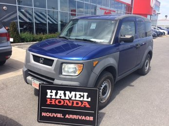 Honda Element LX Automatique 2004