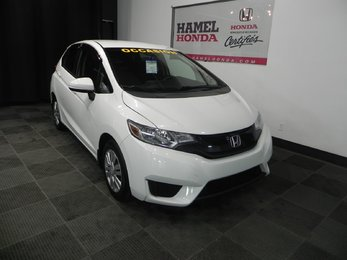 Honda Fit LX Automatique 2016