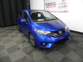 Honda Fit EX-L Automatique 2016
