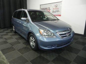 2007 Honda Odyssey EX-L RES