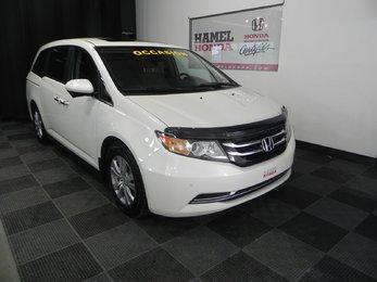 Honda Odyssey EX-L RES 2015