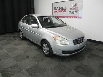 Hyundai Accent L + Air Automatique 2006