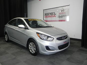 2012 Hyundai Accent GL Automatique