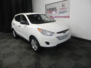 Hyundai Tucson GL Automatique 2013