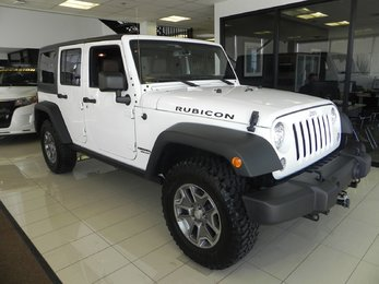 Jeep Wrangler Unlimited Rubicon 4X4 2017