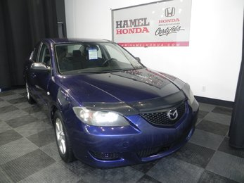 Mazda 3 Automatique 2004
