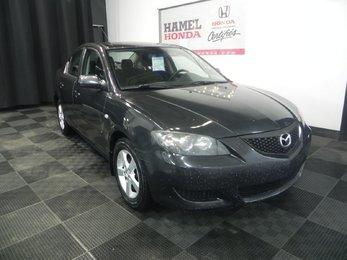 2006 Mazda 3 GS Automatique