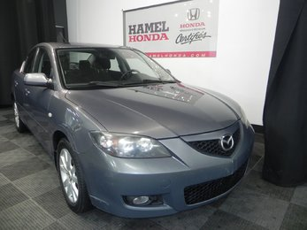 Mazda 3 Automatique 2007