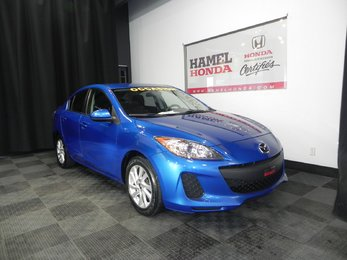 Mazda 3 GS Automatique 2013