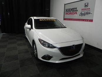 Mazda 3 HATCHBACK + TOIT 2014