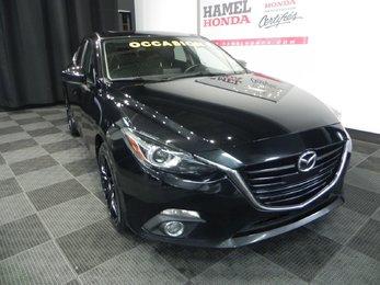 Mazda 3 GT 5 PORTES 2015