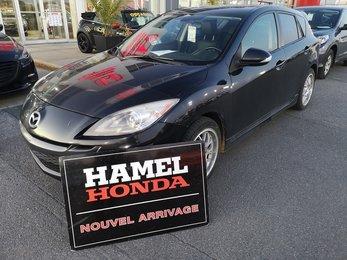 2010 Mazda Mazda3 Hatchback Auto