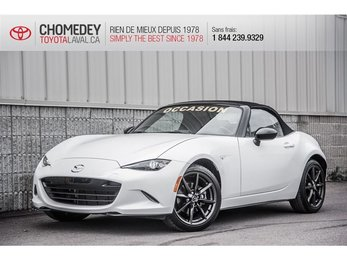 Mazda MX-5 GS CONVERTIBLE AUTOMATIQUE FULL 2016