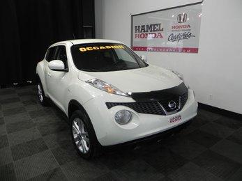 Nissan Juke SV AWD 2012