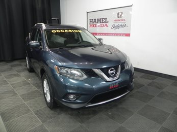 Nissan Rogue SV AWD 2014