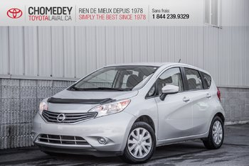 Nissan Versa Note 4 DOORS HATCHBACK AUTOMATIQUE 2015