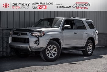 Toyota 4Runner OFF ROAD PACKAGE, CUIR, TOIT, NAVIGATION 2015