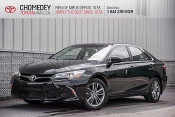 2015 Toyota Camry SE MAGS CUIR